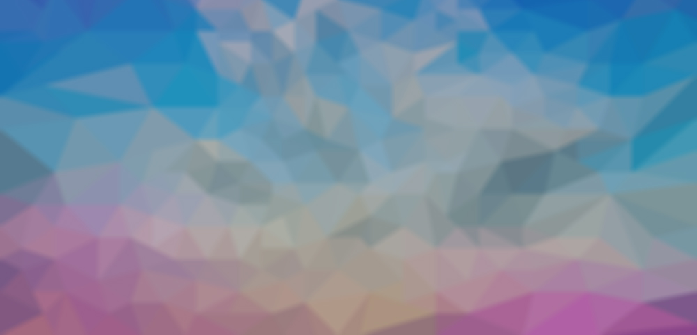 Geometic sky pattern