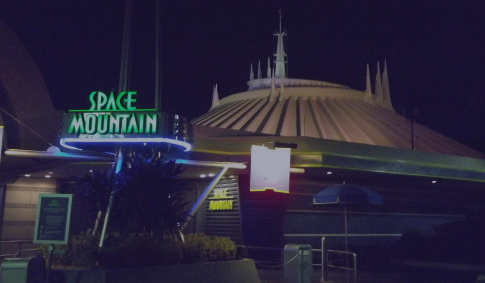 Space Moutain