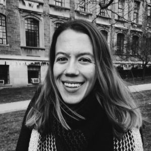 Editor-in-Chief // Kate Finegan