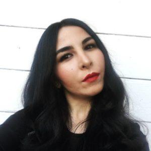 Poetry Editor // Adelina Sarkisyan